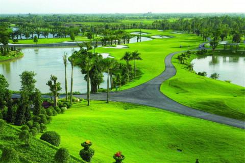 Đầu tư dự án Sân Golf quốc tế tại xã Vinh Xuân, huyện Phú Vang, tỉnh Thừa Thiên Huế