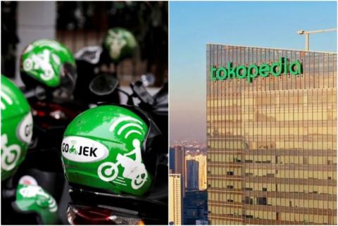 Thương vụ sáp nhập trị giá hơn 18 tỷ USD có thể được tạo ra bởi Gojek và Tokopedia