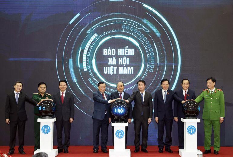 Những kết quả nổi bật của BHXH Việt Nam năm 2020