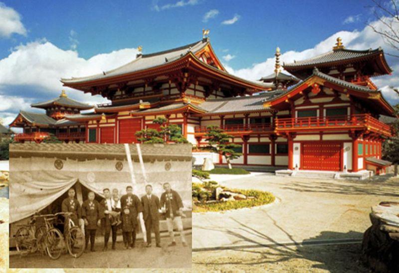 Thế chiến kết thúc, Kongo Gumi lại trở về với lĩnh vực xây dựng, tôn tạo và tu bổ chùa chiền vốn đã chịu ảnh hưởng nặng nề dưới bom đạn chiến tranh. Sự linh hoạt, chuyển hướng liên tục đã đưa con thuyền Kongo Gumi đi thêm một thế kỷ nữa.. (Nguồn: Internet)