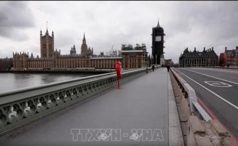 Vương quốc Anh công bố gói cứu trợ mới trị giá 4,6 tỷ bảng Anh