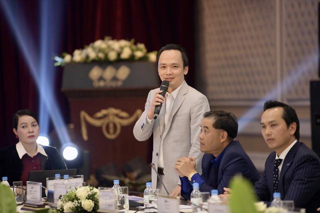 Ông Trịnh Văn Quyết - Chủ tịch Tập đoàn FLC