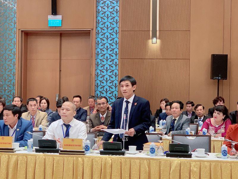 TS. Đinh Việt Hòa - Chủ tịch sáng lập Hiệp hội Khởi nghiệp Quốc gia