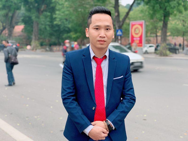 Doanh nhân Nguyễn Trọng Thành - Tổng Giám Đốc Công ty Cổ phần TM&DV VNTIS Việt Nam