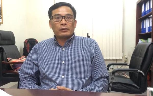 Ông Nguyễn Như Cường - Cục trưởng Cục Trồng trọt (Bộ Nông nghiệp & Phát triển Nông thôn).