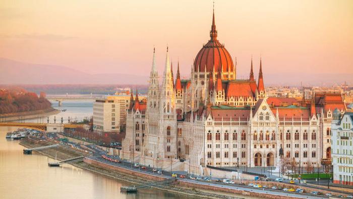 Thủ đô Budapest, Hungary - Ảnh: Getty Images