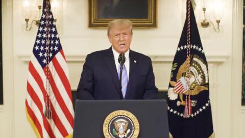 """Tổng thống Donald Trump: """"Được trở thành tổng thống và phục vụ các bạn là niềm vinh hạnh của cả cuộc đời tôi"""""""