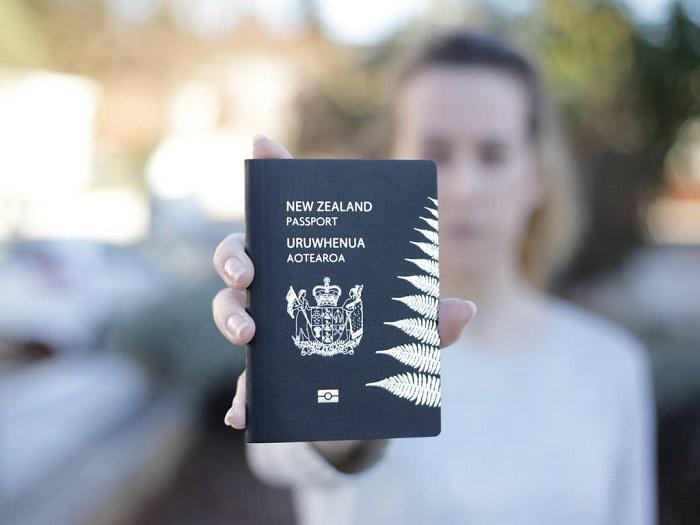 Ảnh hộ chiếu của NewZealand