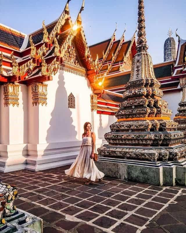 Thái Lan điểm đến hấp dẫn du khách mỗi dịp Tết đến