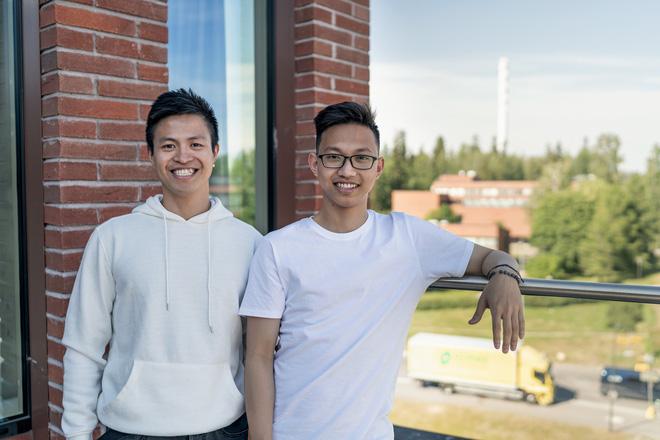 Hai đồng sáng lập của Rens – Trần Bảo Khánh và Chu Hoàng Sơn là những người châu Á nhập cư duy nhất có tên trong danh sách 30 Under 30 năm 2020 của Forbes châu Âu