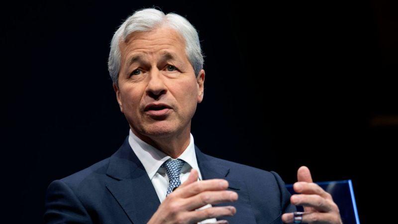 Jamie Dimon, CEO của JPMorgan