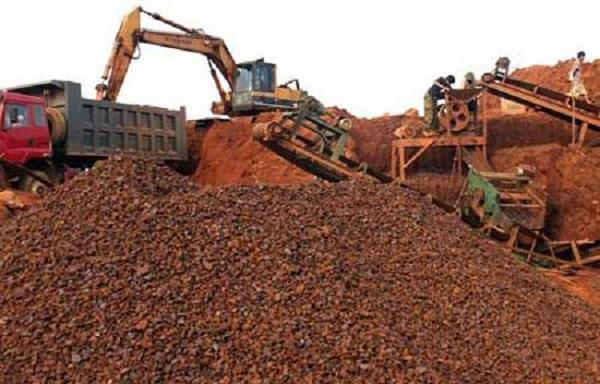 Quặng sắt là mặt hàng có tốc độ tăng trưởng nhanh hơn bất kỳ hàng hóa nào khác trong năm 2020