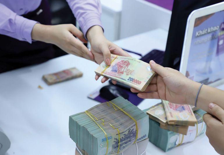 Ngành ngân hàng đặt ra mục tiêu tăng trưởng tín dụng 12% trong năm 2021
