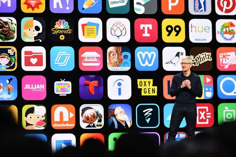 Giám đốc điều hành Apple Tim Cook