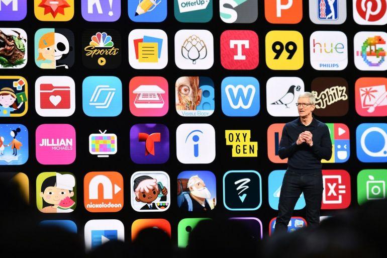 Doanh thu của App Store đã vượt qua con số 64 tỷ USD trong năm 2020