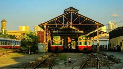 Tổng Công ty Đường sắt Việt Nam và nỗi lo... mất sạch vốn!