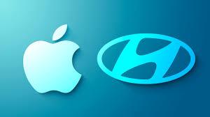 """Cú bắt tay của Apple và Huyndai trong thương vụ cho ra mắt """"mẫu xe beta"""""""