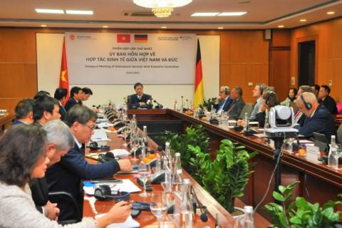 Việt Nam là quốc gia ưu tiên hàng đầu về hợp tác của Chính phủ Đức