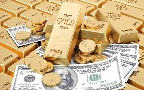 Giá vàng hôm nay 12-1: Tăng giảm đột biến