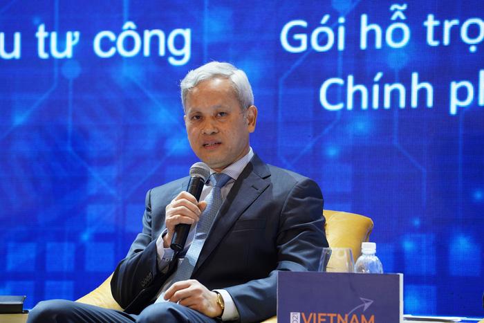 Ông Nguyễn Bích Lâm, nguyên Tổng Cục trưởng, Tổng Cục Thống kê