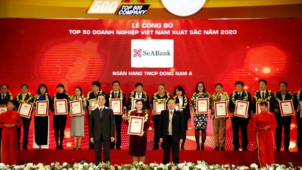 Ngân hàng TMCP Đông Nam Á dẫn đầu về tăng trưởng doanh số giao dịch thẻ năm 2020