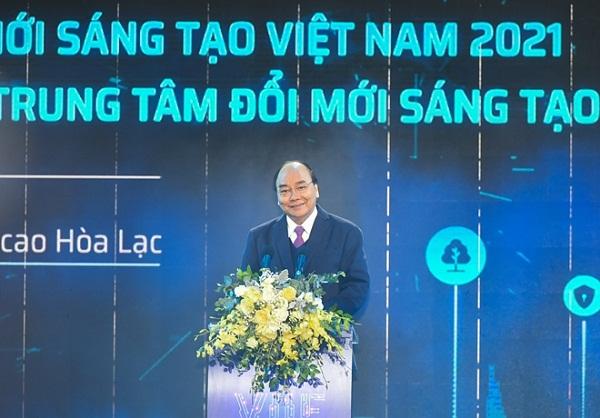 Thủ tướng Nguyễn Xuân Phúc phát biểu tại sự kiện