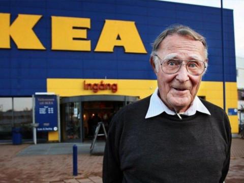 Hành trình trở thành ông chủ đế chế đồ gỗ IKEA của Ingvar Kamprad