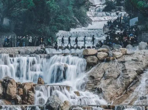 Khám phá hẻm núi đẹp nhất ở miền Đông tỉnh Chiết Giang
