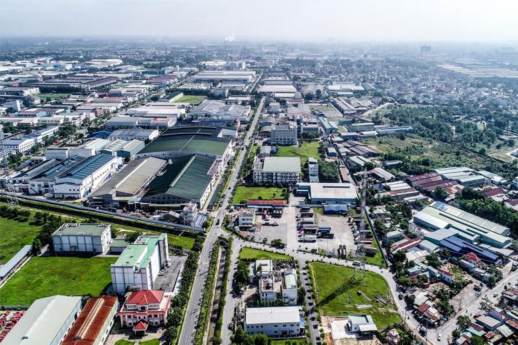 Dự báo bất động sản công nghiệp mạnh lên và sôi động ở nhiều tỉnh, thành phố trong năm 2021