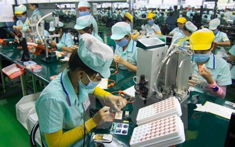 Mục tiêu phấn đấu đến năm 2030, góp phần đạt mục tiêu tăng năng suất lao động bình quân trên 7,5%/năm
