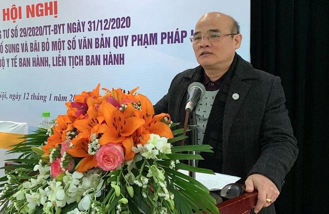 TS Nguyễn Huy Quang, Vụ trưởng Vụ Pháp chế