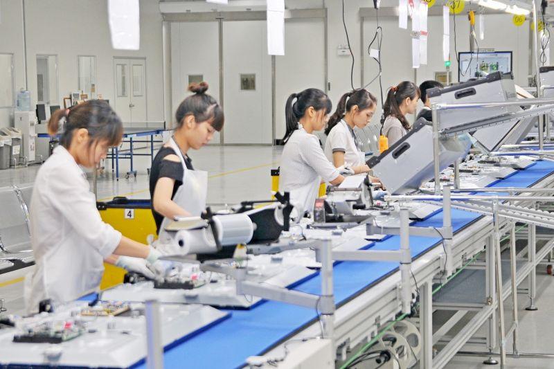 Việt Nam đang nỗ lực tăng năng suất lao động.