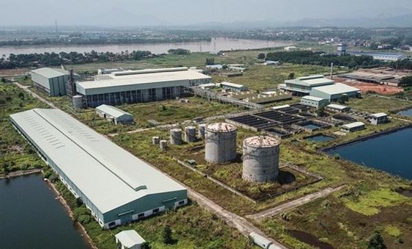 Ethanol Phú Thọ nằm trong nhóm dự án xây dựng dở dang