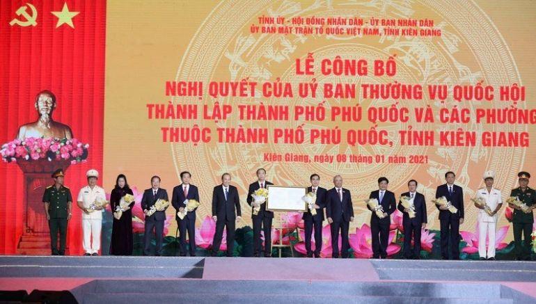10 sự kiện nổi bật tỉnh Kiên Giang năm 2020