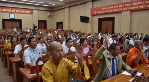 Kiên Giang: Thông qua 17 Nghị quyết phát triển kinh tế-xã hội