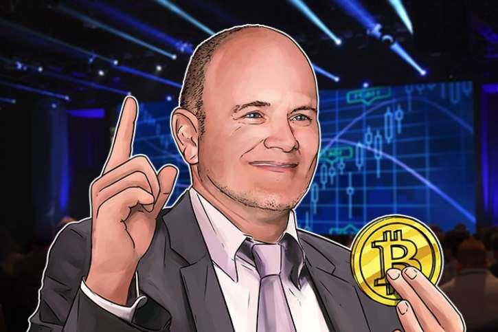 Nhà quản lý quỹ đầu cơ đến từ Goldman Sachs và Fortress Group sở hữu 478 triệu USD tiền điện tử. Ảnh: Internet