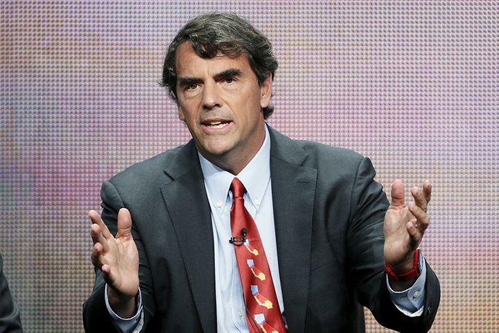 Doanh nhân Tim Draper sở hữu khoảng 1,1 tỷ USD tài sản tiền điện tử.