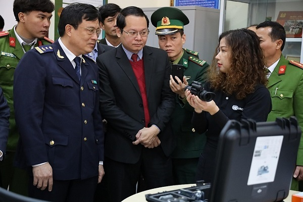 UNODC cung cấp trang thiết bị, phương tiện từ cơ bản đến nâng cao hỗ trợ văn phòng BLO Quảng Bình