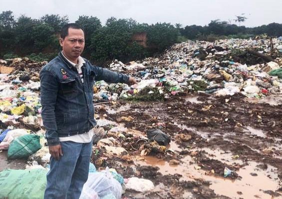 Ô nhiễm môi trường từ bãi rác tập trung tại TDP 17, thị trấn Phước An, huyện Krông Pắc, tỉnh Đắk Lắk là nỗi ám ảnh nhiều năm của người dân nơi đây.