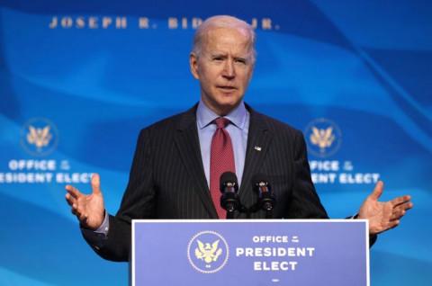 """Ông Biden công bố gói cứu trợ 1,9 nghìn tỷ USD """"giải cứu nước Mỹ"""""""
