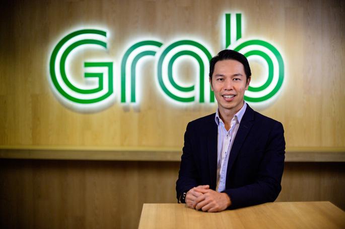 Giám đốc điều hành cấp cao tại Grab Financial Group ông Reuben Lai.