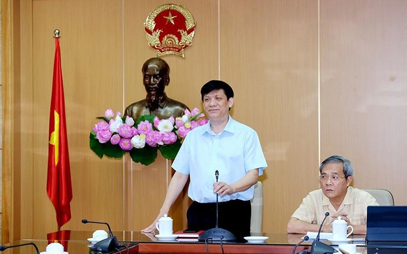 Bộ trưởng Y tế Nguyễn Thanh Long được bổ nhiệm giữ chức vụ kiêm nhiệm Chủ tịch Hội đồng Y khoa Quốc gia