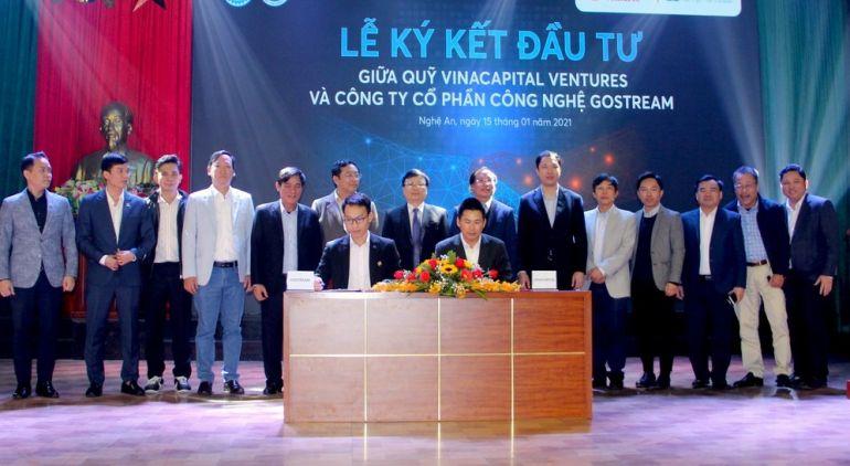 Tiếp nối thành công từ Techfest Việt Nam 2020, startup livestream được rót vốn 1 triệu USD