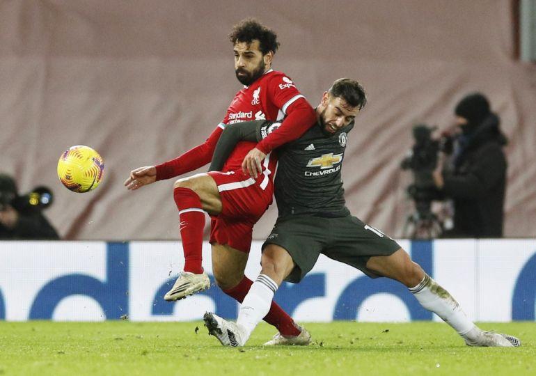 Man United cầm chân Liverpool, 'quỷ đỏ' vẫn giữ ngôi đầu