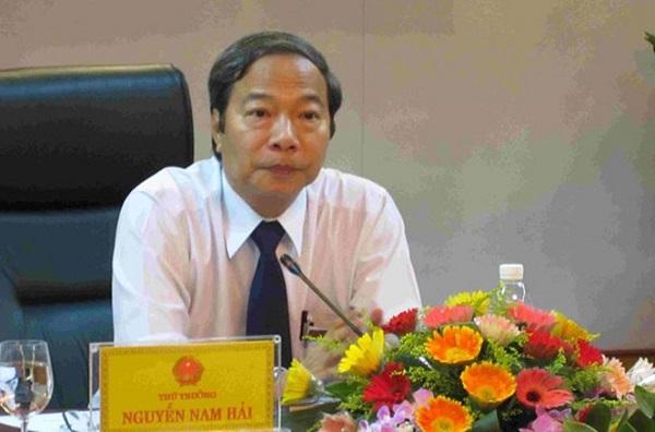 Nguyên Thứ trưởng Bộ Công Thương Nguyễn Nam Hải được HĐXX triệu tập với tư cách là người có quyền lợi, nghĩa vụ liên quan