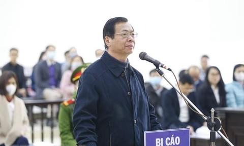 Lần thứ 2 hoãn phiên toà xét xử cựu Bộ trưởng Vũ Huy Hoàng và đồng phạm
