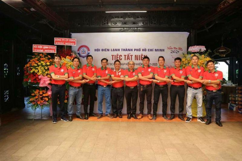 Hội điện lạnh Tp Hồ Chí Minh tri ân các hãng, công ty, nhà phân phối