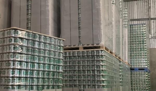4.712 thùng Bia Saigon Vietnam thành phẩm, 116.700 vỏ lon bia (loại 330 ml) và 3.300 vỏ thùng bia (thùng giấy carton) có dấu hiệu xâm phạm quyền đã được bảo hộ