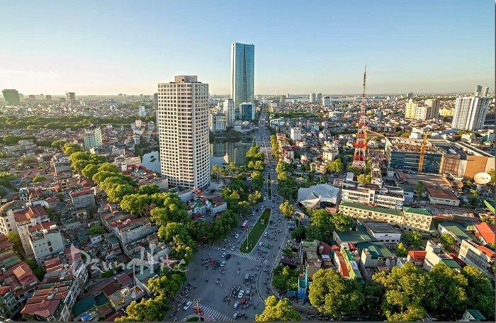 """Thị trường bất động sản Hà Nội năm 2020 bị """"tổn thương"""" khi đại dịch Covid-19 xuất hiện"""