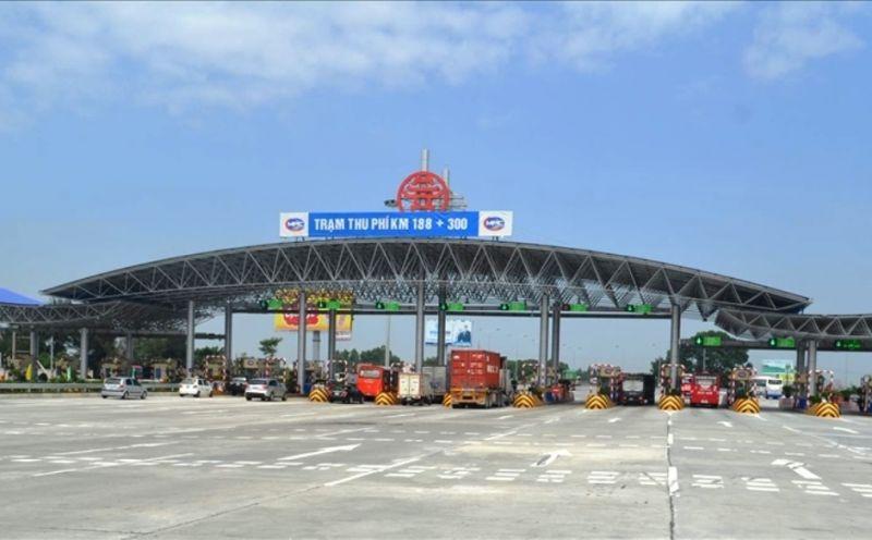 Trạm BOT Pháp Vân - Cầu Giẽ.
